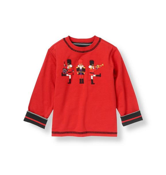 Nutcracker Reversible Tee