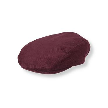 Boys Mulberry Corduroy Cap at JanieandJack