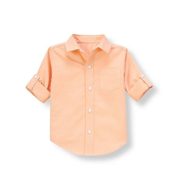 Oxford Roll Cuff Shirt