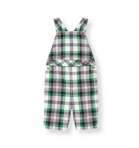 Madras Plaid Shortall