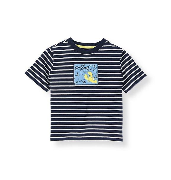 Cape Cod Striped Tee