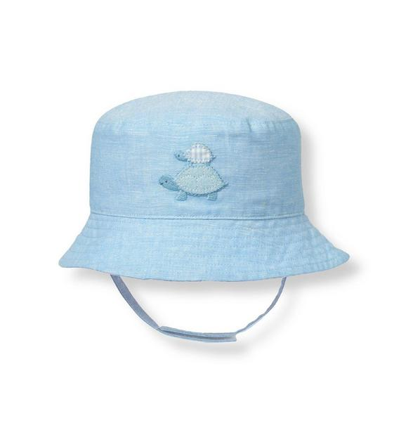 Turtle Reversible Hat