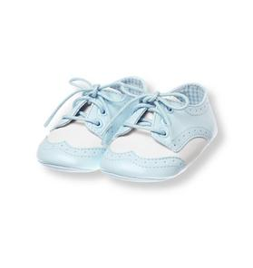 Wing Tip Crib Shoe