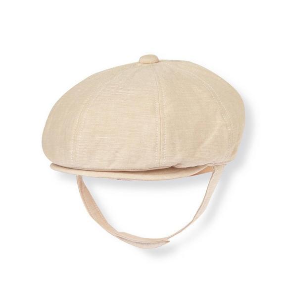 Linen Blend Cap