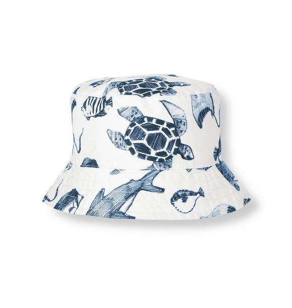 Sea Creatures Bucket Hat