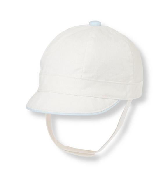 Linen Blend Hat