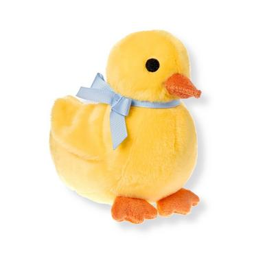 Bright Yellow Plush Chick Toy at JanieandJack