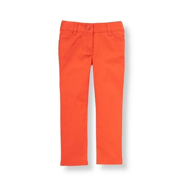 Colored Crop Pant