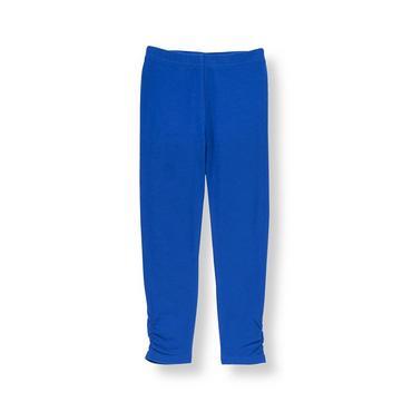 Royal Blue Shirred Legging at JanieandJack