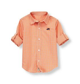 Rhino Gingham Shirt