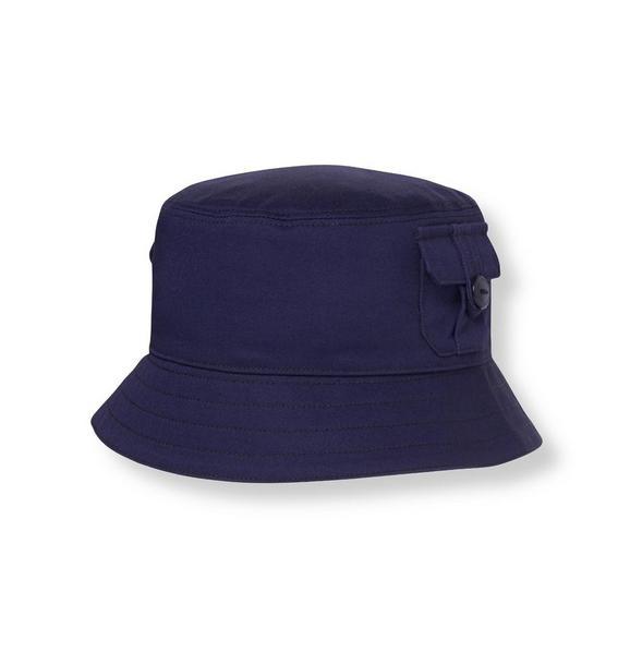 Pocket Bucket Hat