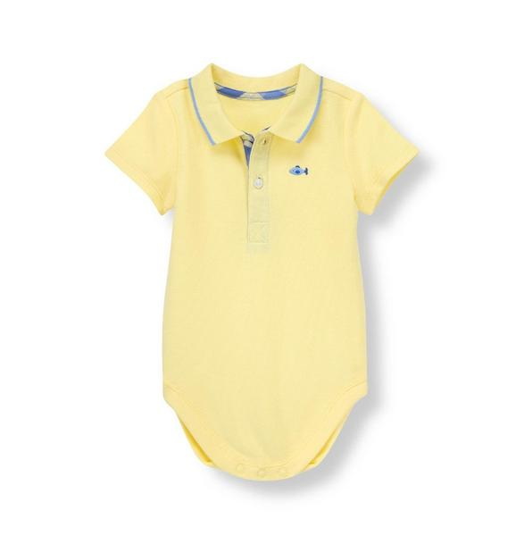 Fish Polo Bodysuit