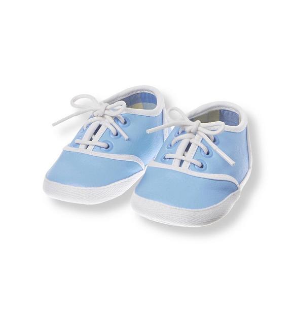 Tipped Crib Shoe