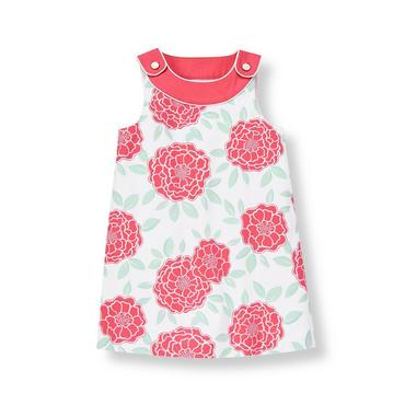 Summer Rose Rose Floral Dress at JanieandJack