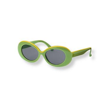Leaf Green Oval Sunglasses at JanieandJack