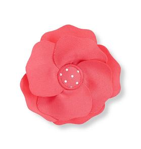 Rosette Ribbon Barrette