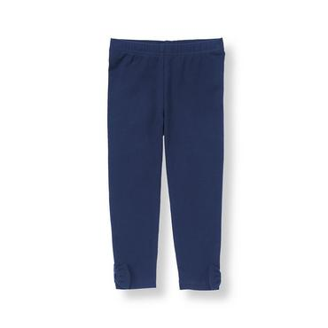 Navy Legging at JanieandJack
