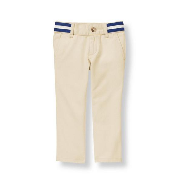 Nautical Striped Pant