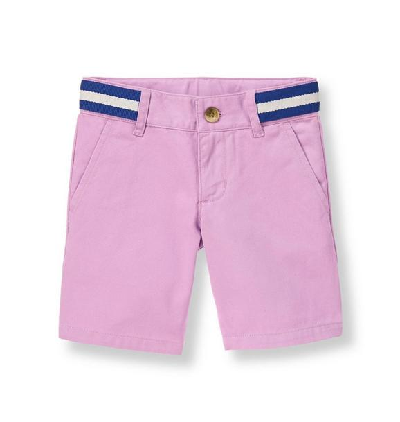 Nautical Striped Short