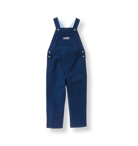 Airplane Canvas Overall