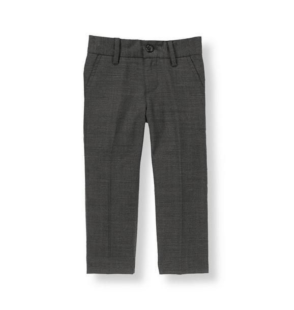 Herringbone Suit Trouser