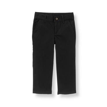 Black Dress Pant at JanieandJack