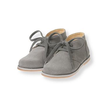 Slate Grey Suede Boot at JanieandJack