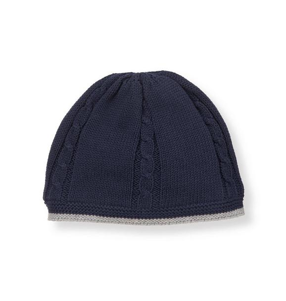 Tipped Sweater Beanie