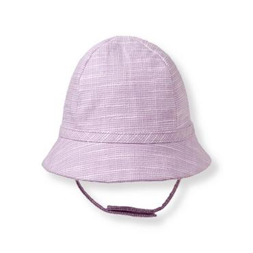 Lavender Heather Boucle Bonnet at JanieandJack