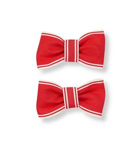 Ribbon Barrette Two-Pack