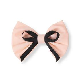 Ribbon Bow Barrette
