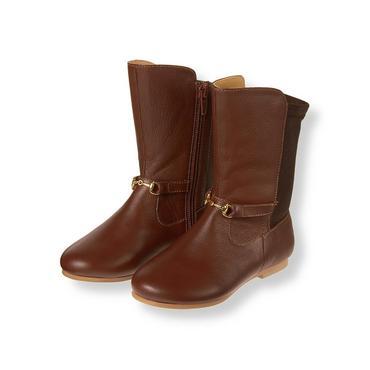 Brown Riding Boot at JanieandJack
