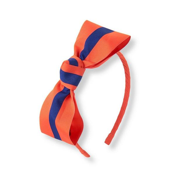 Striped Ribbon Headband