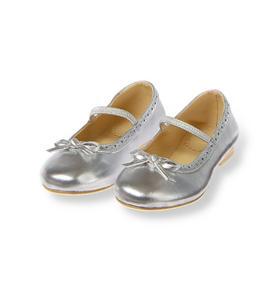 Metallic Ballet Flat
