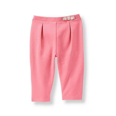 Rose Ponte Pant at JanieandJack