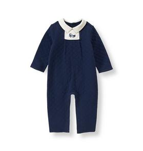 Airplane Quilted One-Piece