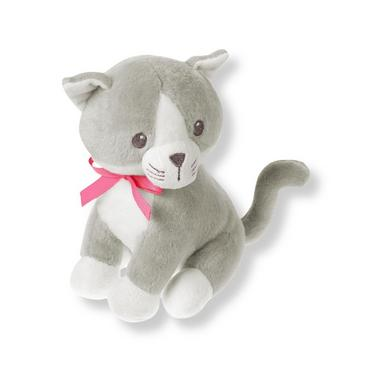 Silvery Blue Kitten Rattle at JanieandJack