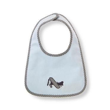 Periwinkle Airplane Bib at JanieandJack