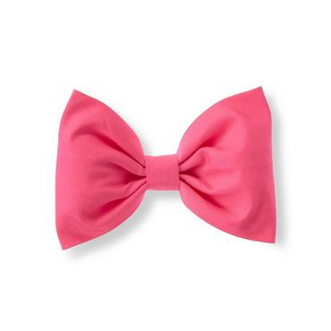 Haute Pink Bow Barrette at JanieandJack