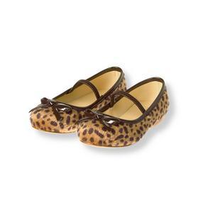 Leopard Ballet Flat