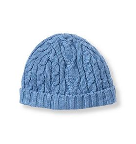 Cable Sweater Hat