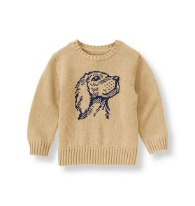 Dog Icon Sweater