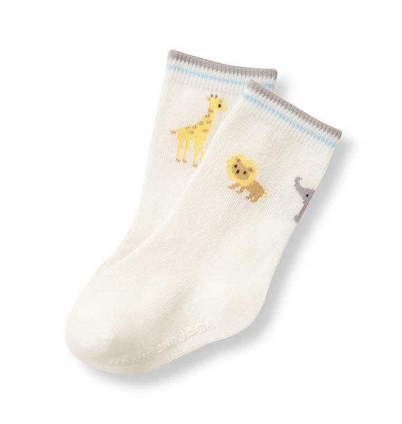 Animal Sock