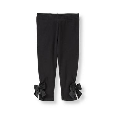 Black Bow Legging at JanieandJack