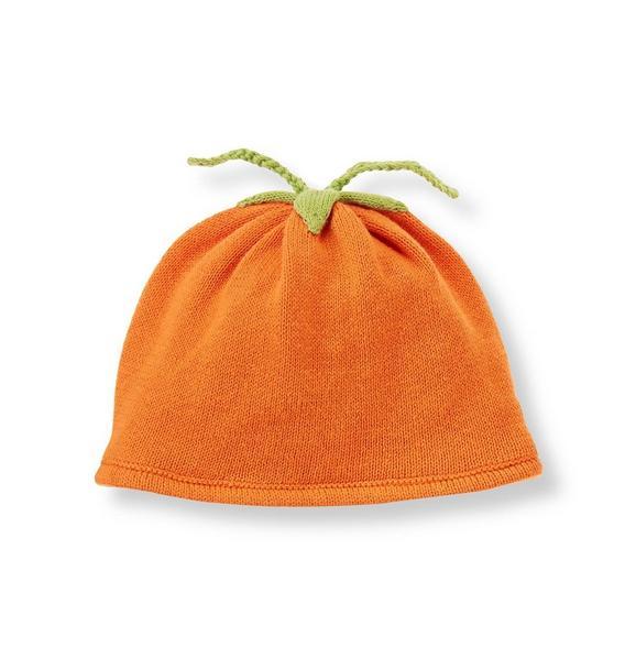 Pumpkin Sweater Hat