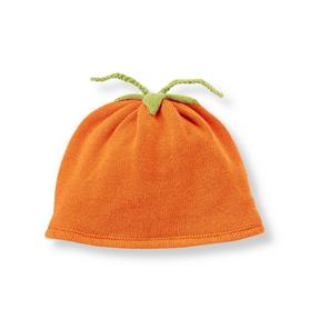 Pumpkin Sweater Hat