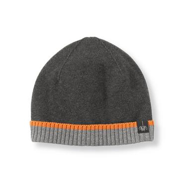 Black Colorblock Sweater Hat at JanieandJack