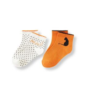 Cat Sock Two-Pack
