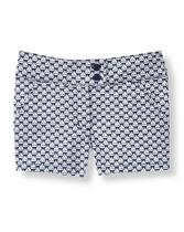Sailboat Print Short