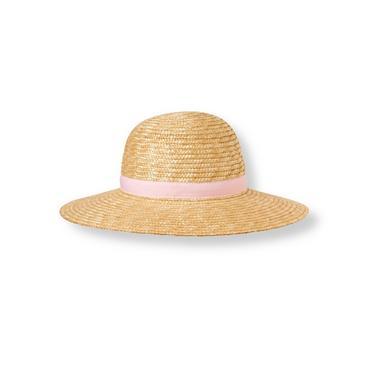 Natural Straw Hat at JanieandJack